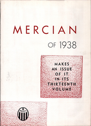 Page 7, 1938 Edition, Mercy High School - Mercian Yearbook (Chicago, IL) online yearbook collection