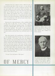 Page 11, 1950 Edition, Mercy High School - Mercian Yearbook (Chicago, IL) online yearbook collection