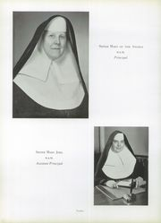 Page 16, 1950 Edition, Mercy High School - Mercian Yearbook (Chicago, IL) online yearbook collection