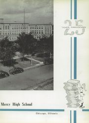 Page 7, 1950 Edition, Mercy High School - Mercian Yearbook (Chicago, IL) online yearbook collection