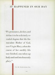 Page 10, 1951 Edition, Mercy High School - Mercian Yearbook (Chicago, IL) online yearbook collection