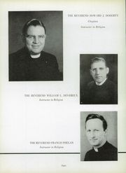 Page 14, 1951 Edition, Mercy High School - Mercian Yearbook (Chicago, IL) online yearbook collection