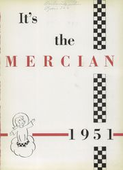 Page 5, 1951 Edition, Mercy High School - Mercian Yearbook (Chicago, IL) online yearbook collection