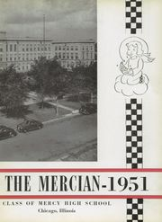 Page 7, 1951 Edition, Mercy High School - Mercian Yearbook (Chicago, IL) online yearbook collection