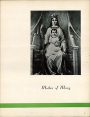 Page 11, 1954 Edition, Mercy High School - Mercian Yearbook (Chicago, IL) online yearbook collection