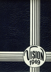 Page 1, 1949 Edition, Visitation High School - Vision Yearbook (Chicago, IL) online yearbook collection