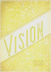 1950 Edition, Visitation High School - Vision Yearbook (Chicago, IL)