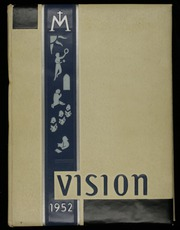 1952 Edition, Visitation High School - Vision Yearbook (Chicago, IL)