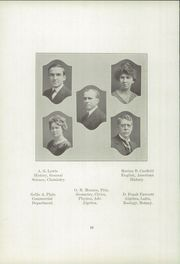 Page 14, 1922 Edition, Williamsville High School - Will Co U Yearbook (Williamsville, IL) online yearbook collection