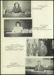 Page 16, 1950 Edition, Mount Morris High School - Mounder Yearbook (Mount Morris, IL) online yearbook collection