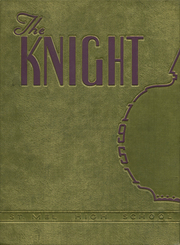 Page 1, 1951 Edition, St Mel High School - Knight Yearbook (Chicago, IL) online yearbook collection