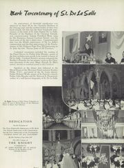 Page 11, 1951 Edition, St Mel High School - Knight Yearbook (Chicago, IL) online yearbook collection