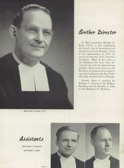 Page 15, 1951 Edition, St Mel High School - Knight Yearbook (Chicago, IL) online yearbook collection