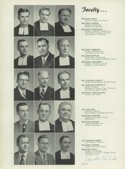 Page 16, 1951 Edition, St Mel High School - Knight Yearbook (Chicago, IL) online yearbook collection