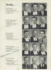 Page 17, 1951 Edition, St Mel High School - Knight Yearbook (Chicago, IL) online yearbook collection