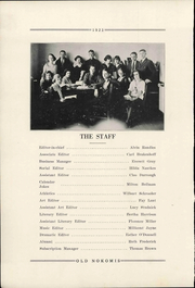 Page 10, 1923 Edition, Nokomis High School - Old Nokomis Yearbook (Nokomis, IL) online yearbook collection