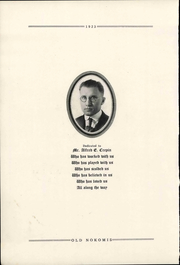 Page 12, 1923 Edition, Nokomis High School - Old Nokomis Yearbook (Nokomis, IL) online yearbook collection