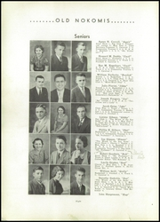 Page 10, 1935 Edition, Nokomis High School - Old Nokomis Yearbook (Nokomis, IL) online yearbook collection
