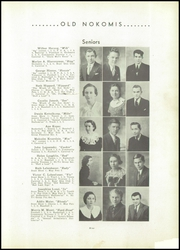 Page 11, 1935 Edition, Nokomis High School - Old Nokomis Yearbook (Nokomis, IL) online yearbook collection