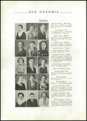 Page 12, 1935 Edition, Nokomis High School - Old Nokomis Yearbook (Nokomis, IL) online yearbook collection