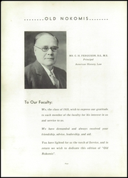 Page 6, 1935 Edition, Nokomis High School - Old Nokomis Yearbook (Nokomis, IL) online yearbook collection