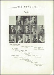 Page 7, 1935 Edition, Nokomis High School - Old Nokomis Yearbook (Nokomis, IL) online yearbook collection