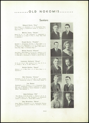 Page 9, 1935 Edition, Nokomis High School - Old Nokomis Yearbook (Nokomis, IL) online yearbook collection