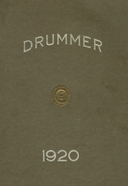1920 Edition, Gibson City High School - Drummer Yearbook (Gibson City, IL)