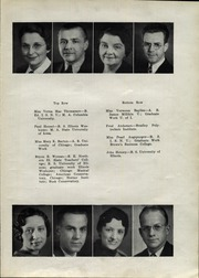 Page 15, 1942 Edition, Gibson City High School - Drummer Yearbook (Gibson City, IL) online yearbook collection