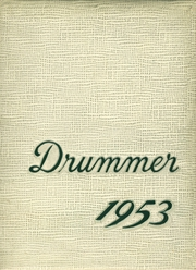 1953 Edition, Gibson City High School - Drummer Yearbook (Gibson City, IL)