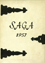 Page 1, 1957 Edition, Timothy Christian High School - Saga Yearbook (Elmhurst, IL) online yearbook collection