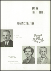 Page 11, 1957 Edition, Timothy Christian High School - Saga Yearbook (Elmhurst, IL) online yearbook collection