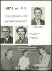 Page 13, 1957 Edition, Timothy Christian High School - Saga Yearbook (Elmhurst, IL) online yearbook collection