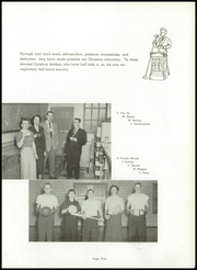 Page 9, 1957 Edition, Timothy Christian High School - Saga Yearbook (Elmhurst, IL) online yearbook collection