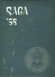 Timothy Christian High School - Saga Yearbook (Elmhurst, IL) online yearbook collection, 1958 Edition, Page 1