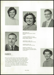 Page 12, 1958 Edition, Timothy Christian High School - Saga Yearbook (Elmhurst, IL) online yearbook collection
