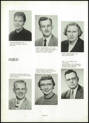 Page 14, 1958 Edition, Timothy Christian High School - Saga Yearbook (Elmhurst, IL) online yearbook collection