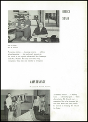 Page 15, 1958 Edition, Timothy Christian High School - Saga Yearbook (Elmhurst, IL) online yearbook collection