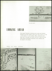 Page 16, 1958 Edition, Timothy Christian High School - Saga Yearbook (Elmhurst, IL) online yearbook collection