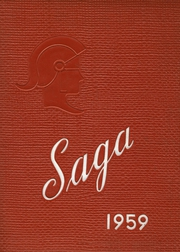 Page 1, 1959 Edition, Timothy Christian High School - Saga Yearbook (Elmhurst, IL) online yearbook collection