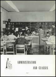 Page 11, 1959 Edition, Timothy Christian High School - Saga Yearbook (Elmhurst, IL) online yearbook collection