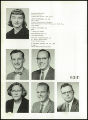 Page 14, 1959 Edition, Timothy Christian High School - Saga Yearbook (Elmhurst, IL) online yearbook collection