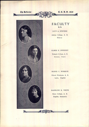 Page 16, 1928 Edition, Cuba High School - Cardinal Yearbook (Cuba, IL) online yearbook collection