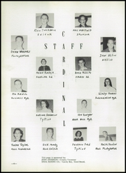 Page 10, 1955 Edition, Cuba High School - Cardinal Yearbook (Cuba, IL) online yearbook collection