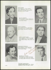 Page 16, 1955 Edition, Cuba High School - Cardinal Yearbook (Cuba, IL) online yearbook collection