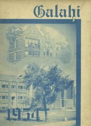 Galva High School - Galahi Yearbook (Galva, IL) online yearbook collection, 1954 Edition, Page 1