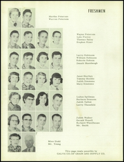 Page 10, 1955 Edition, Galva High School - Galahi Yearbook (Galva, IL) online yearbook collection