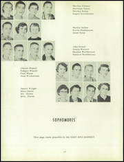 Page 14, 1955 Edition, Galva High School - Galahi Yearbook (Galva, IL) online yearbook collection