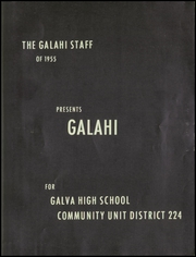 Page 5, 1955 Edition, Galva High School - Galahi Yearbook (Galva, IL) online yearbook collection