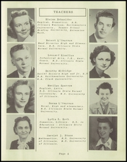 Page 11, 1949 Edition, Tremont High School - Echo Yearbook (Tremont, IL) online yearbook collection